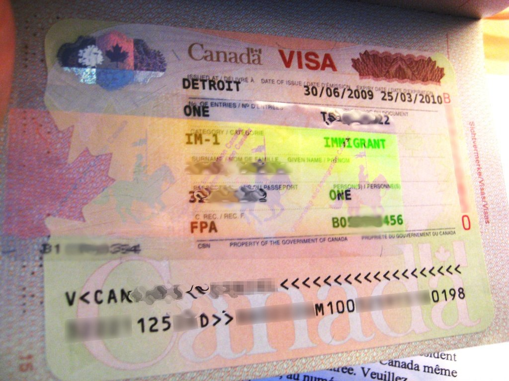 Lee denied su request tourist visa to enter Canada? | Canada in the ...