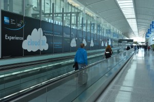 Travellers flying through Toronto Pearson International Airport will soon be able to download free eBooks and music, the latest offering from American Express Canada and the Greater Toronto Airport Authority. (CNW Group/American Express)